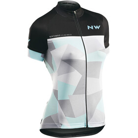 Northwave Origin SS Jersey Women black/light grey